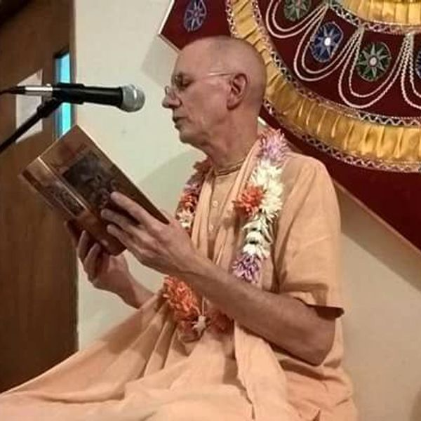 His Holiness Guru Prasad Maharaja